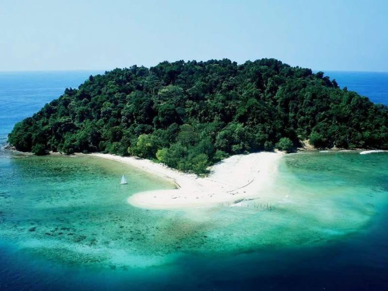 mooiste stranden en eilanden Maleisië