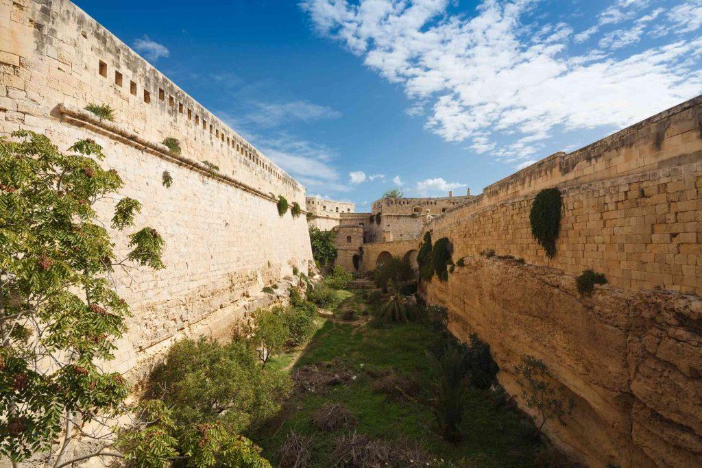 Fort Sint-Elmo in Valletta