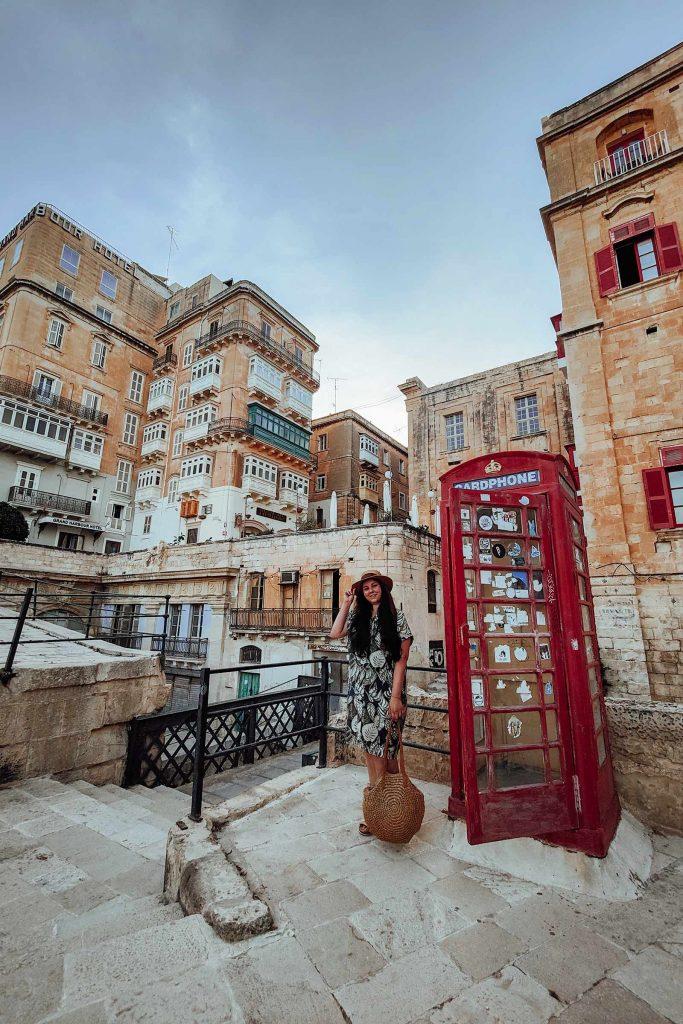 Bridge bar Valletta Malta