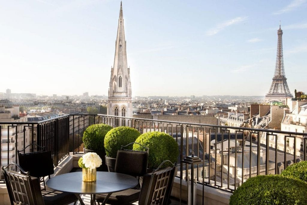 Four Seasons Hôtel George-V