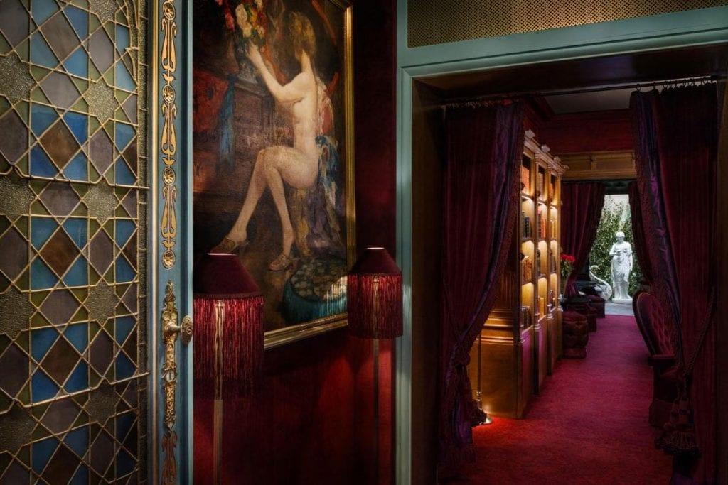 mooiste hotels parijs