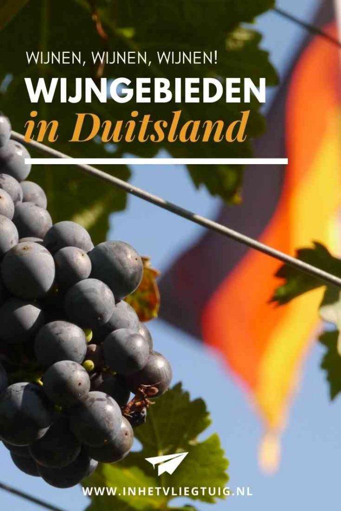 De mooiste wijngebieden in Duitsland