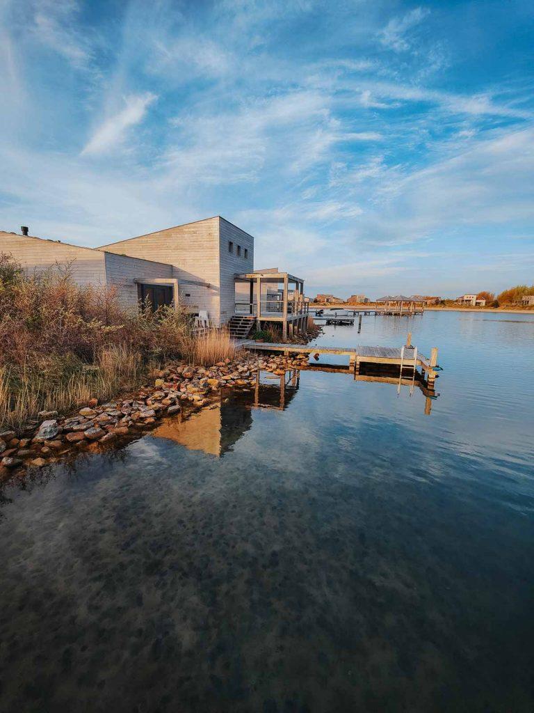 Watervilla in Nederland