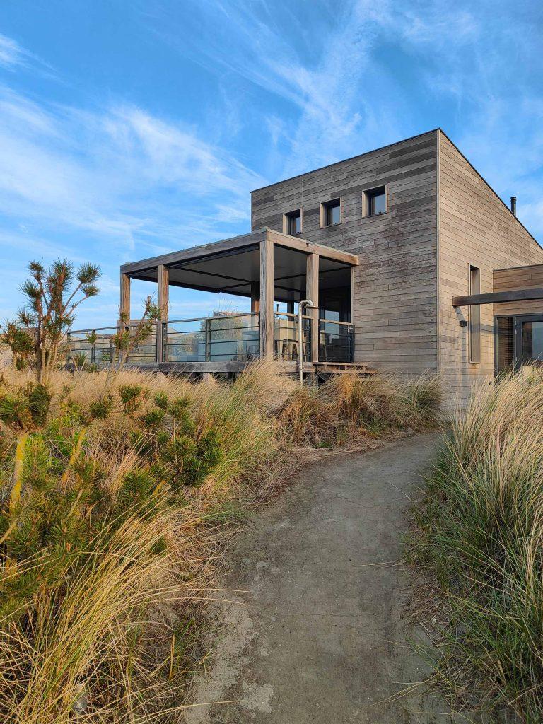 Luxe vakantiehuis aan de kust