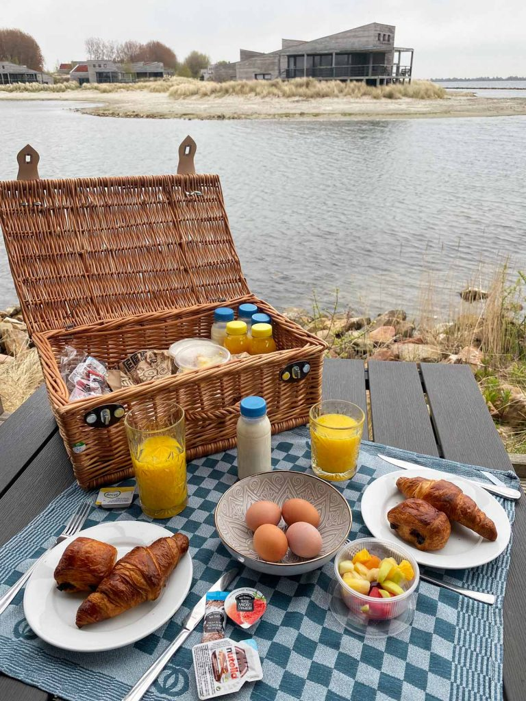 Oasis Punt-West Hotel & Beach Resort ontbijt