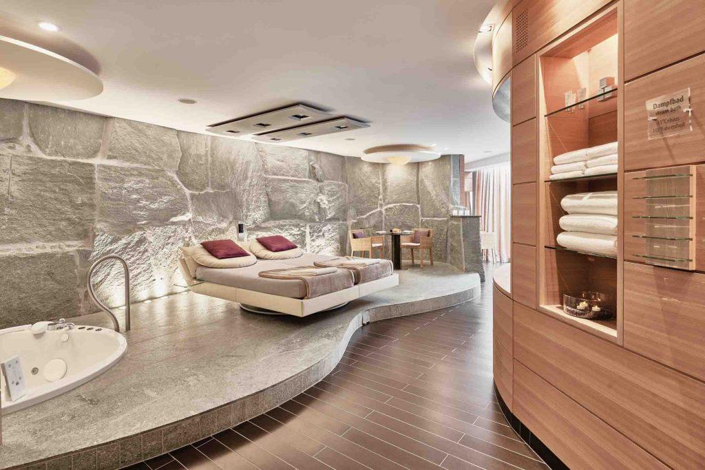 Privé sauna Zwitserland