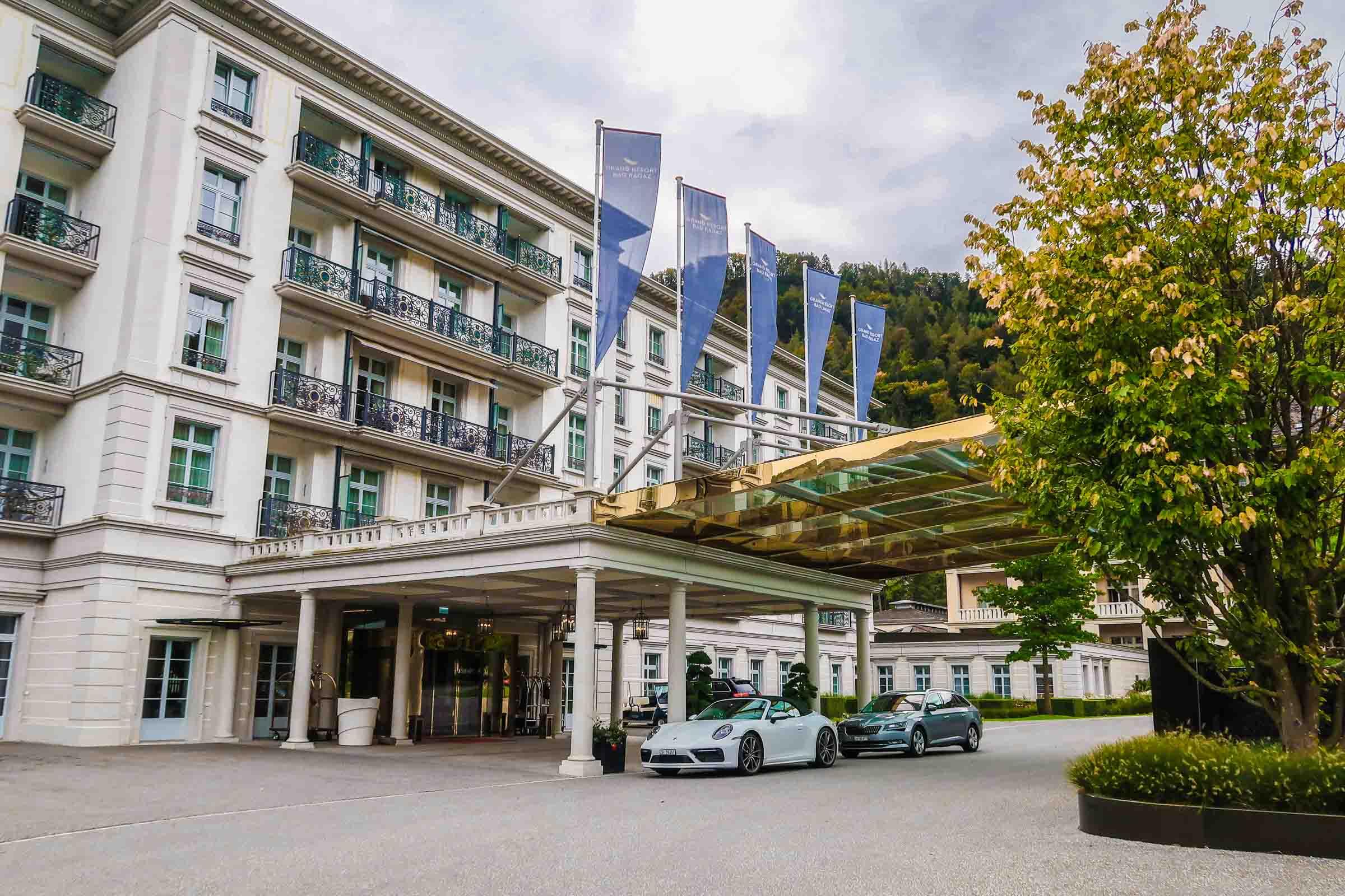 Grand Resort Bad Ragaz Zwitserland