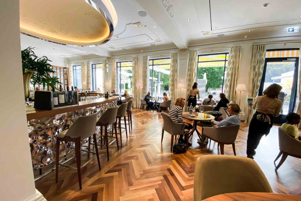 Restaurant Verve by Sven