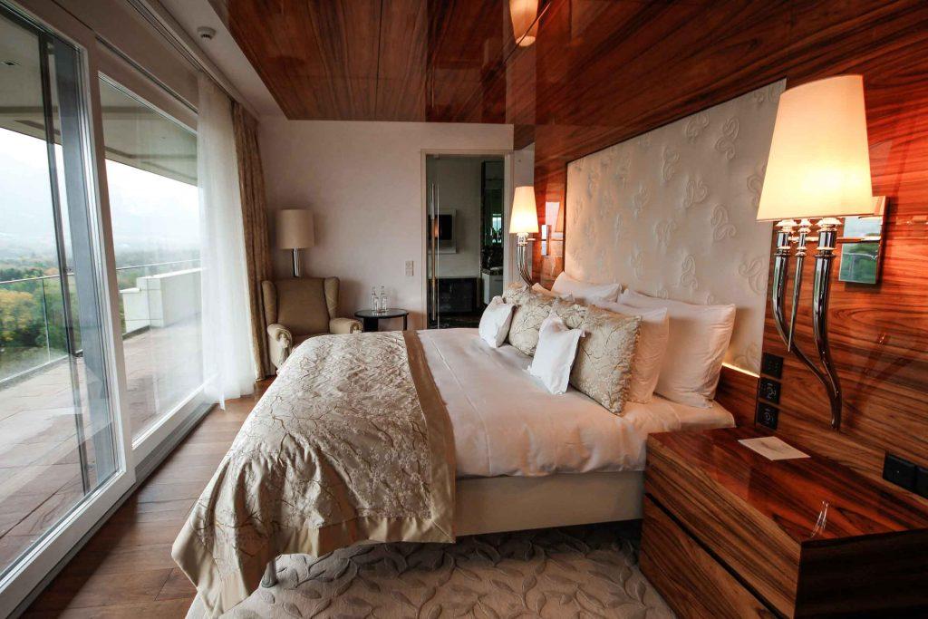 Penthouse suite Bad Ragaz