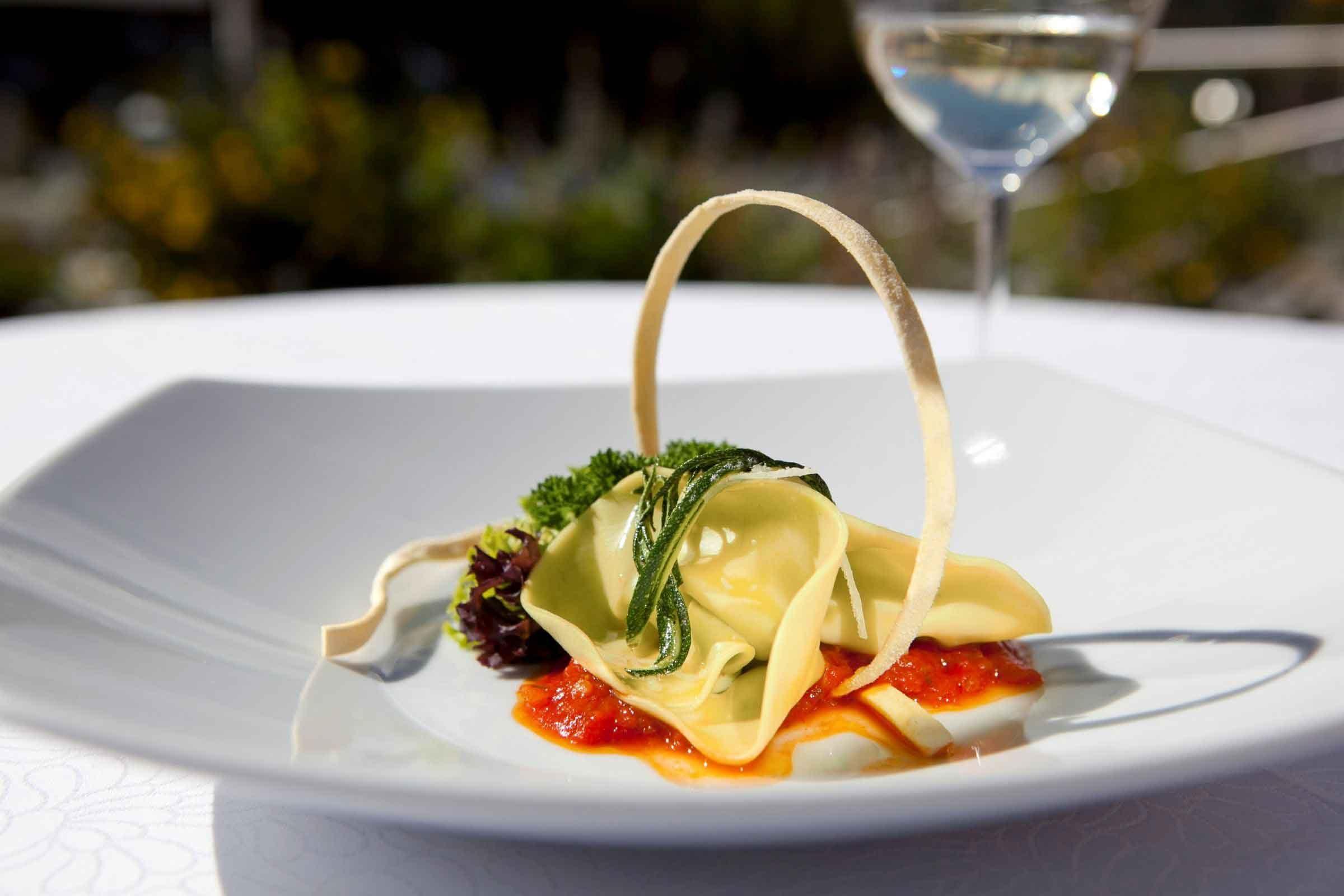 Michelin restaurants Zuid Tirol