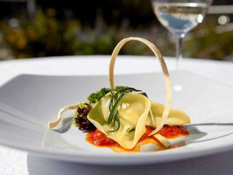 Michelin restaurants Zuid Tirol